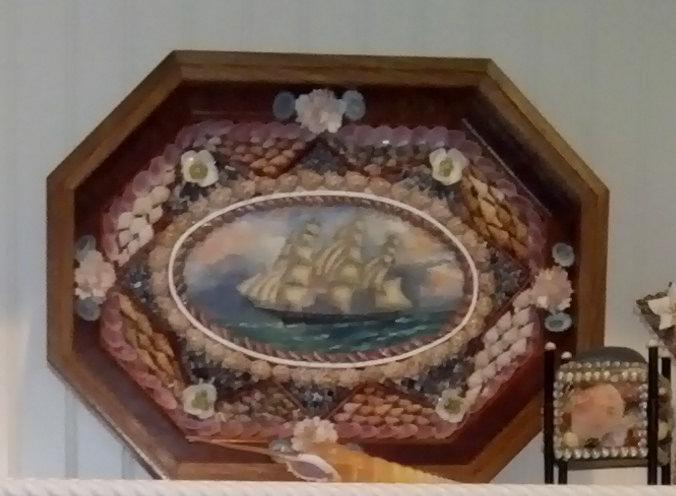 sailor framed