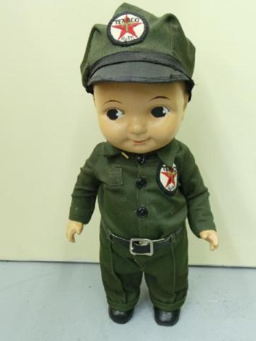 texaco doll