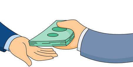 money exchange transaction